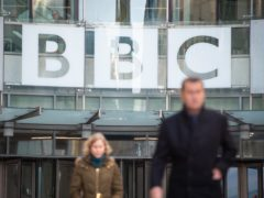 A general view of BBC Broadcasting House (Dominic Lipinski/PA)
