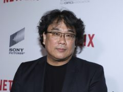 Parasite director Bong Joon Ho was among the winners at the London Film Critics' Circle Awards (Mark Von Holden/Invision/AP)