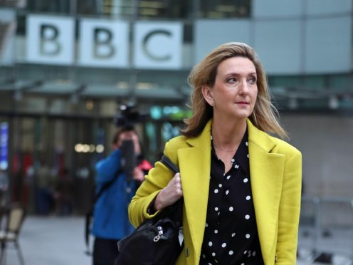 The Victoria Derbyshire Show is being axed (Yui Mok/PA)
