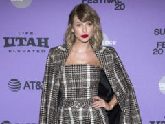 Taylor Swift (Charles Sykes/Invision/AP)
