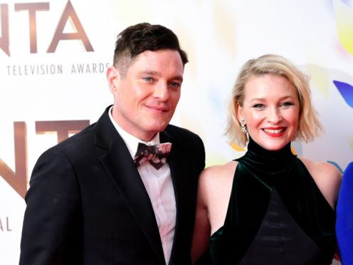 Mathew Horne and Joanna Page play the title characters in Gavin And Stacey (Ian West/PA)