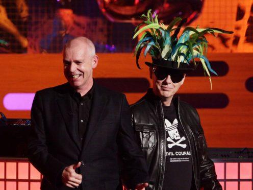 Neil Tennant hints at Pet Shop Boys Glastonbury appearance (Yui Mok/PA)