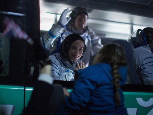 Proxima, starring Eva Green, will open the Glasgow Film Festival (Picturehouse/PA)