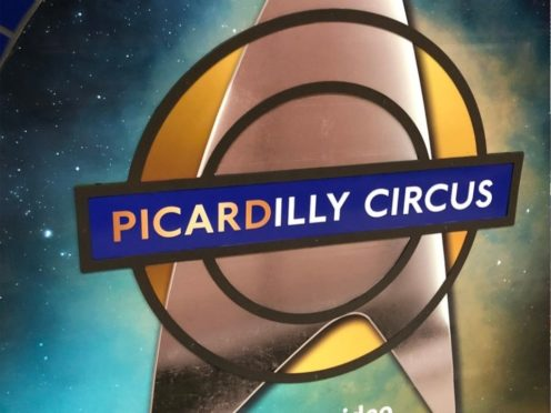 The Tube station will be rebranded as Picardilly Circus for 48 hours (Neil Gorton/PA)