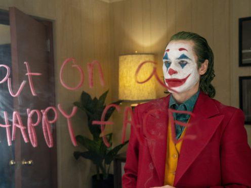 Joaquin Phoenix in Joker (Warner Bros/PA)