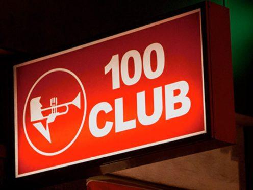 100 Club (100 Club/Music Venues Trust)