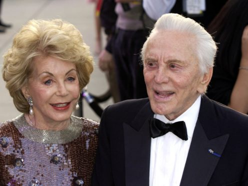 Actor Kirk Douglas began a dynasty beset by addiction as well as great success (Myung Jun Kim/PA)