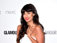 Jameela Jamil has hit back at claims she makes up health issues for attention (Ian West/PA Wire)