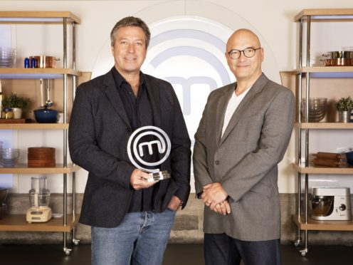 MasterChef judges John Torode and Gregg Wallace (BBC)