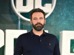 Ben Affleck has opened up on his battle with alcohol and his split from Jennifer Garner (Matt Crossick/PA Wire)