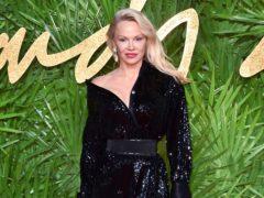 Pamela Anderson (Matt Crossick/PA)