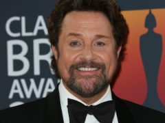 Michael Ball will star in Hairspray The Musical (Isabel Infantes/PA)