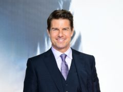 Top Gun: Maverick stars Tom Cruise and the latest trailer arrived during the Super Bowl (Ian West/PA)