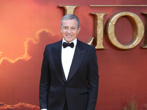 Robert Iger has announced he is stepping down (Jonathan Brady/PA)