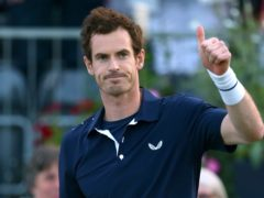 Sir Andy Murray will compete with comedian Romesh Ranganathan in a round of mini golf (Steve Paston/PA)
