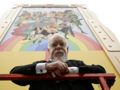 Pop artist Sir Peter Blake (Yui Mok/PA)