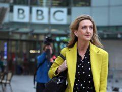 Victoria Derbyshire hits back as BBC boss praises 'original journalism' (Yui Mok/PA)