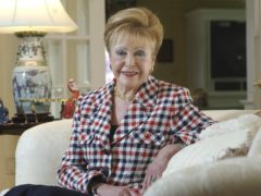 Author Mary Higgins Clark has died aged 92 (Mike Derer/AP)