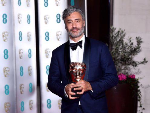 Jojo Rabbit won the adapted screenplay Bafta (Matt Crossick/PA)