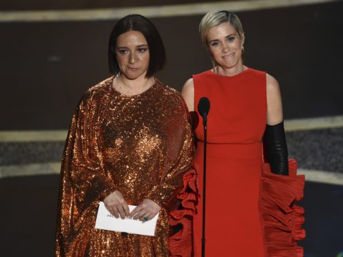 Jokes, Joon-ho and James Corden as a cat – the best Oscars highlights (Chris Pizzello/AP)
