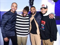 Marvin Humes, Oritse Williams, JB Gill and Aston Merrygold are reuniting for a string of tour dates later this year (Ian West/PA)