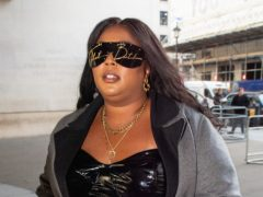 Lizzo arrives at BBC Broadcasting House (Dominic Lipinski/PA)