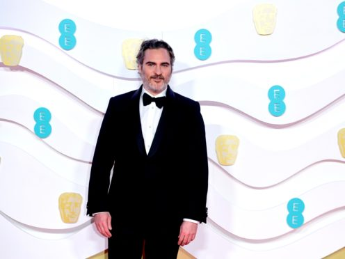 Joaquin Phoenix (Ian West/PA)