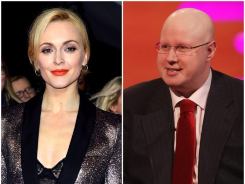 Fearne Cotton and Matt Lucas are among the hosts of new BBC podcasts (PA Wire/PA)