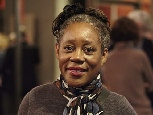 Sonia Boyce the first black woman to represent Britain at the Venice Biennale (Paul Cochrane/ UAL)