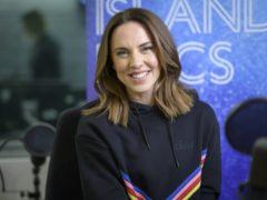 Melanie Chisholm on Desert Island Discs (BBC Radio 4/Amanda Benson/PA)
