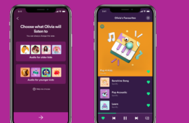Spotify Kids app launches in the UK (Spotify/PA)