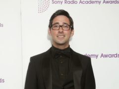 BBC Radio 5 Live presenter Colin Murray delivered groceries to an elderly listener with a broken leg stranded at home during the coronavirus outbreak (Yui Mok/PA)