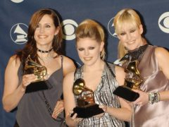 Country pop trio Dixie Chicks have announced their first new album in 14 years (Rich Lee/PA)