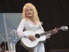 Dolly Parton (Matt Crossick/PA)