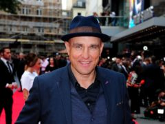 Vinnie Jones says men need to be more mature and open up (Ian West/PA)