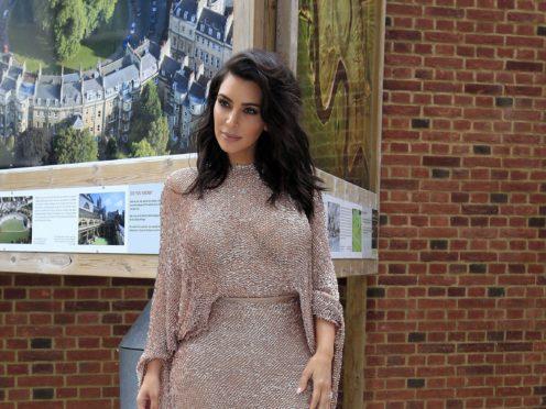 Kim Kardashian West's criminal justice reform work has been explored in a new documentary (Jonathan Brady/PA)