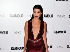 Kourtney Kardashian said she deleted her 10-year-old son's Instagram account because he is too young for social media (Ian West/PA Wire)