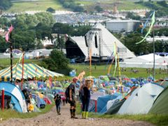 The 2020 Glastonbury Festival was called off due to coronavirus (PA/Yui Mok)