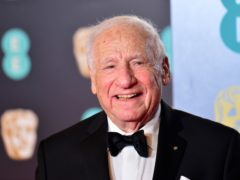 Revered director Mel Brooks is the latest celebrity to urge people to enact social distancing in an attempt to halt the spread of Covid-19 (Dominic Lipinski/PA Wire)