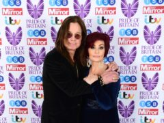 Ozzy Osbourne has opened up about how Sharon reacted to his cheating (Ian West/PA)
