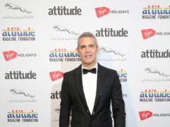 US talk show host Andy Cohen said he has tested positive for coronavirus (Matt Lexander/PA)