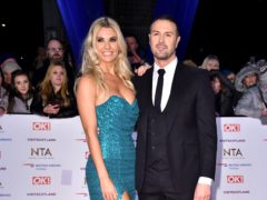 Christine and Paddy McGuinness (Matt Crossick/PA)