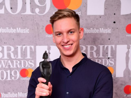George Ezra has waived payment fees for Joe Wicks' online PE sessions (Ian West/PA)