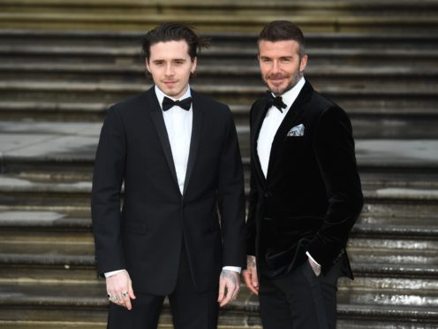 Brooklyn Beckham turns 21 on Wednesday (Kirsty O'Connor/PA)