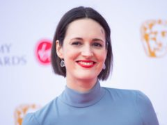 Phoebe Waller-Bridge is also up for a comedy writer award (Matt Crossick/PA)