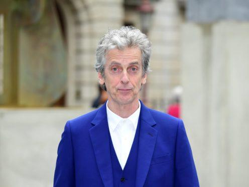 Peter Capaldi (Ian West/PA)