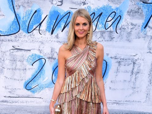 Donna Air (Ian West/PA)