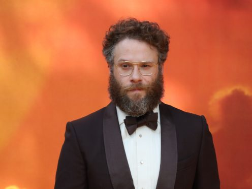 Seth Rogen watched Cats while in self-isolation (Jonathan Brady/PA)