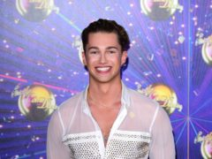 Former Strictly Come Dancing star AJ Pritchard has revealed he wants to emulate Ant and Dec and become a TV presenter with younger brother Curtis (Ian West/PA)