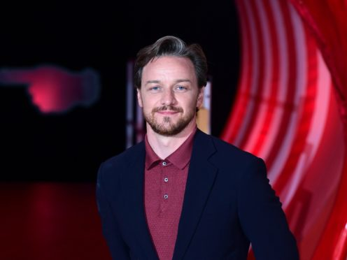 James McAvoy has donated money to the crowdfunding drive (Ian West/PA)